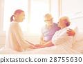 senior,woman,family 28755630