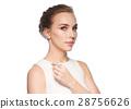 jewelry, earring, golden 28756626