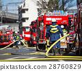 fire engine, firefighter, fireman 28760829