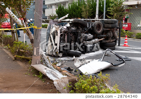 Traffic accident 28764340