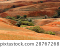 Madagascar countryside highland landscape 28767268