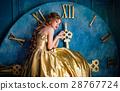 裙子 金色 黃金 28767724