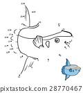 Numbers game, Ocean sunfish 28770467