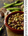 habas a la catalana, spanish recipe of broad beans 28772066
