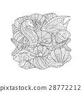 vector, pattern, book 28772212