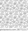 vector, pattern, book 28772217