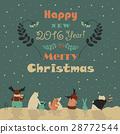 vector, xmas, christmas 28772544