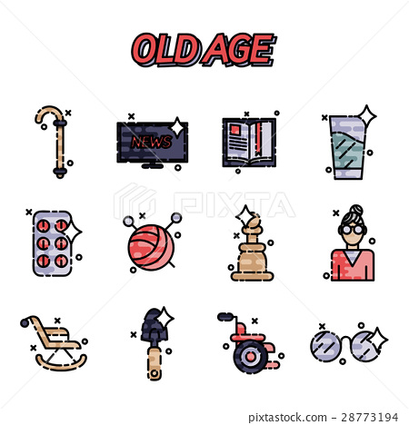 categories of old age