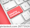 Adaptive Counseling - Message on the Red Keyboard 28773926
