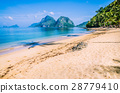 Picturesque sea landscape. El Nido, Philippines 28779410