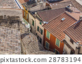 Residential home roof top 28783194
