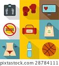 active, sport, icon 28784111