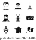 stay, france, icon 28784486