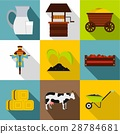 animal, farm, icon 28784681