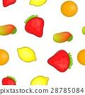 fruits, pattern, seamless 28785084