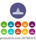 Capitol set icons 28786303