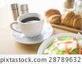 커피, 아침, 모닝 28789632