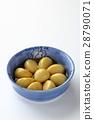 蒜 醬油醃 食物 28790071