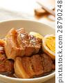 東坡肉 角煮 紅燒五花肉 28790248