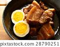 東坡肉 角煮 紅燒五花肉 28790251