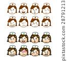 facial, expression, face 28791213