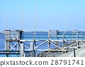 yanagawa, ariake sea, blue water 28791741