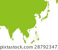 日本地图 东南亚 亚洲 28792347