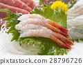 蝦蝦生魚片 28796726