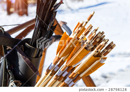 Arrows for archery targets 28798128