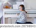clothes, female, instrument 28798643
