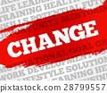 change, cloud, collage 28799557