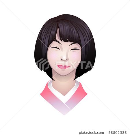 Cute asian girl 28802328