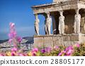 Parthenon temple on the Athenian Acropolis, Greece 28805177