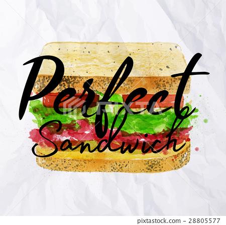 Perfect sandwich 28805577