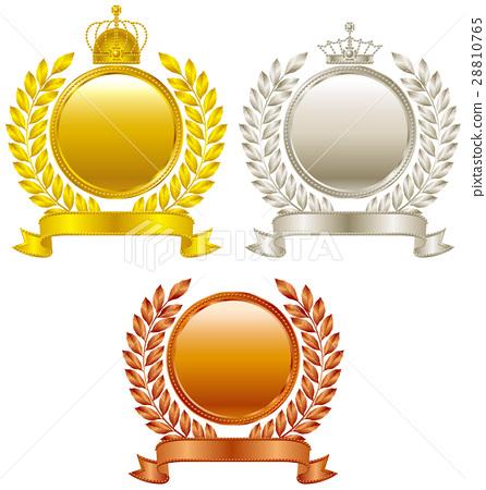 金銀銅框架 28810765