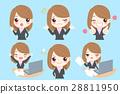 여자, 사업가, 여성 28811950