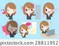 商业 商务 女企业家 28811952