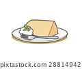 雪纺蛋糕 28814942