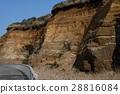 Cliff of the folding scurpura 28816084