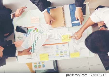 Business meetings planned operations to marketing strategies. 28816712