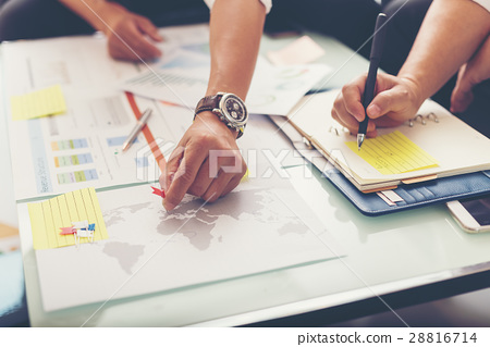 Business meetings planned operations to marketing strategies. 28816714