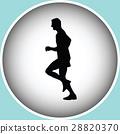 runner 28820370