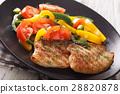 tilapia grilled fillet 28820878
