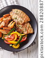tilapia grilled fillet 28820887