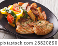 tilapia grilled fillet 28820890