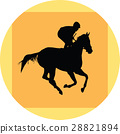 horse jockey equestrian 28821894