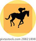 horse jockey equestrian 28821898