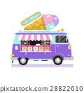 Ice cream van 28822610