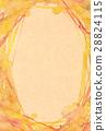 水彩紋理紙質量 28824115