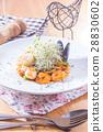 pasta, seafood, food 28830602